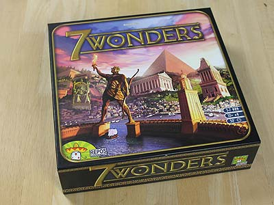 7 Wonders - Spielbox
