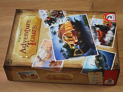 Adventure Tours - Spielbox
