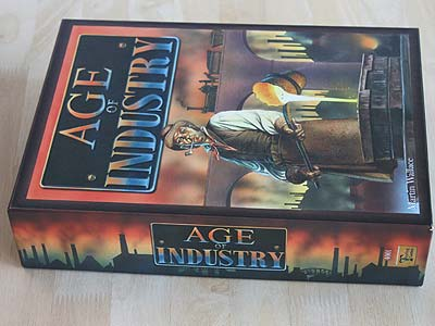 Age of Industry - Spielbox