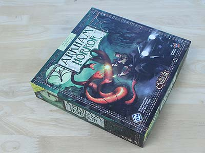 Arkham Horror - Spielbox