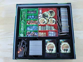 Arkham Horror - Conrad-Box