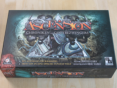 Ascension - Spielbox