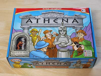 Athena - Spielbox