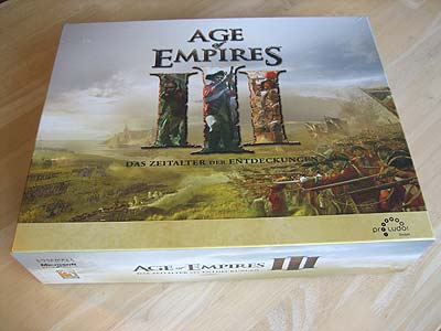 Age of Empires III - Spielbox