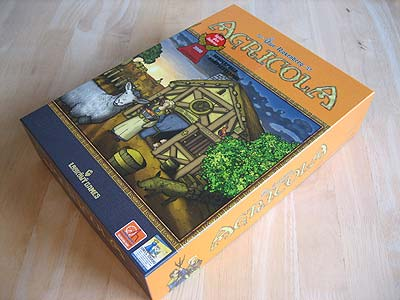 Agricola - Spielbox