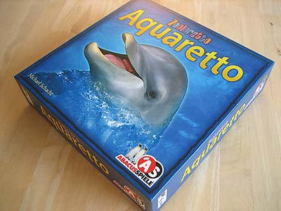 Aquaretto - Spielbox