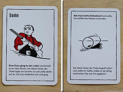 Black Stories Karten