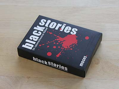 black stories - Spielbox