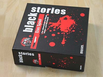 black stories - Das Spiel - Spielbox