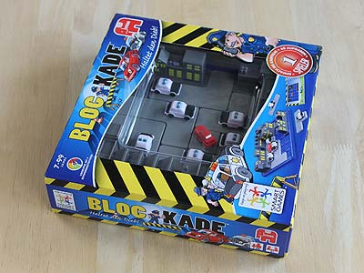 Blockade - Spielbox