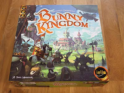 Bunny Kingdom - Spielbox