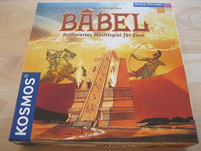Babel - Spielbox
