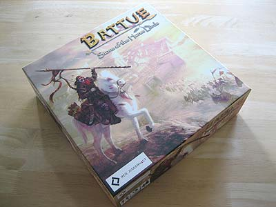 Battue - Storm of the Horse Lords - Spielbox