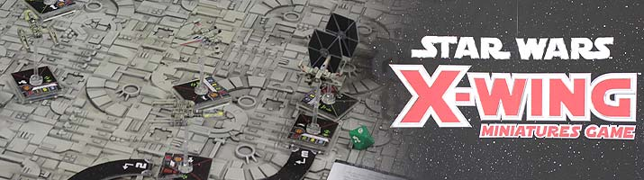 X-Wing – Miniatures Game