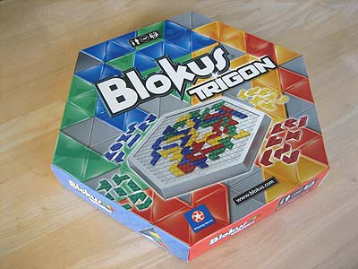 Blokus Trigon - Spielbox