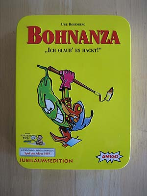 Bohnanza - Spielbox