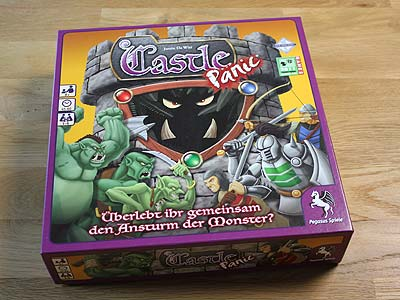Castle Panic - Spielbox