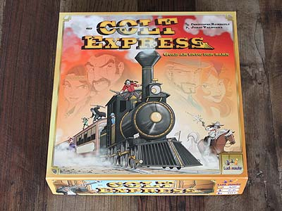 Colt Express - Spielbox