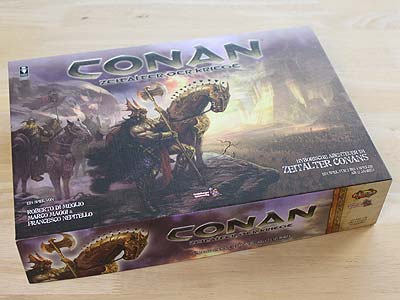 Conan - Spielbox