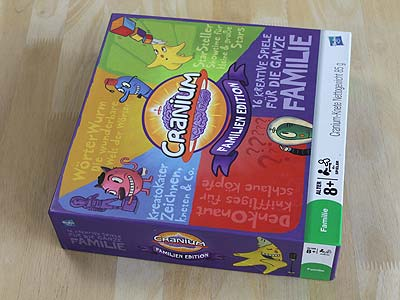 Cranium - Familien Edition - Spielbox
