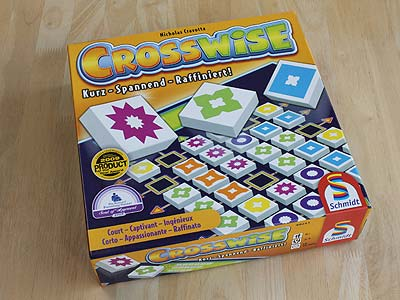 Crosswise - Spielbox