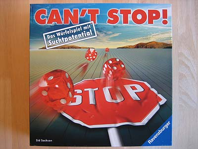 Can´t Stop - Spielbox