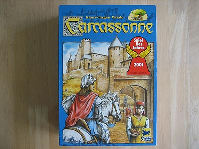 Carcassonne - Spielebox