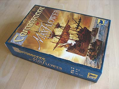 Carcassonne - Mayflower - Spielbox