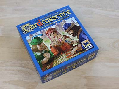 Cardcassonne - Spielbox