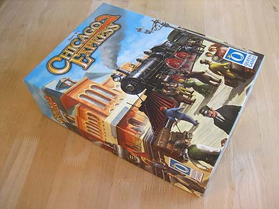 Chicago Express - Spielbox