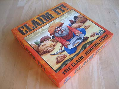 Claim It! - Spielbox