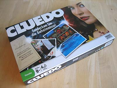 Cluedo - Spielbox