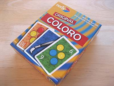 Coloro - Spielbox