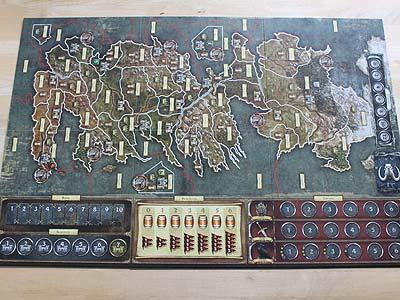 Das Brettspiel 2 Edition Der Eiserne Thron
