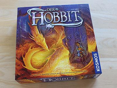 der kleine hobbit brettspiel