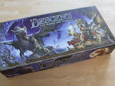 Descent - Spielbox