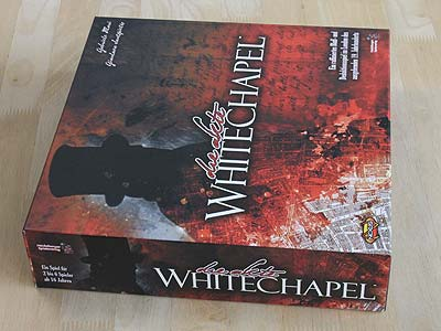 Die Akte Whitechapel - Spielbox