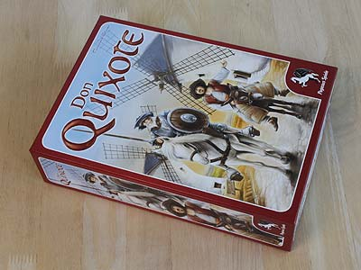 Don Quixote - Spielbox