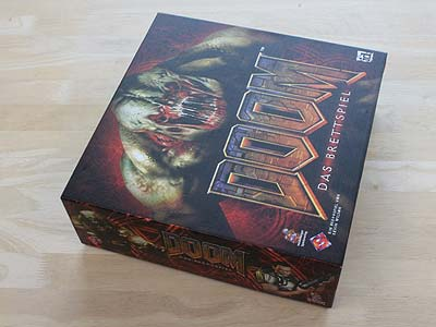 DOOM - Spielbox