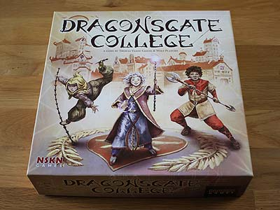 Dragonsgate College - Spielbox