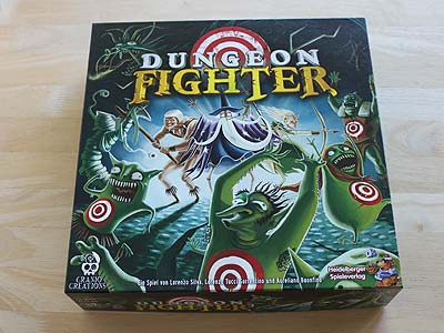 Dungeonfighter - Spielbox