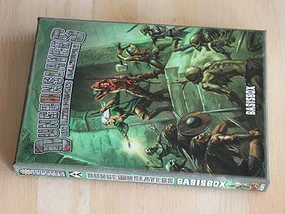 Dungeonslayers - Spielbox