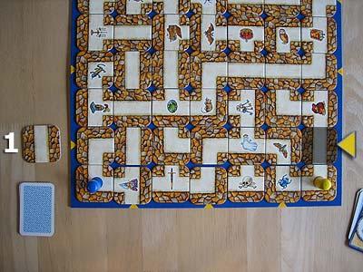 das labyrinth spiel