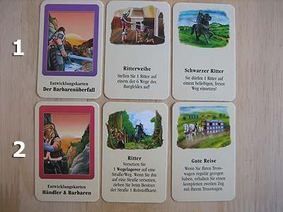 Siedler Von Catan Entwicklungskarten