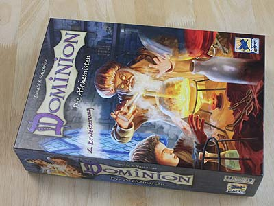 Dominion - Die Alchemisten - Spielbox