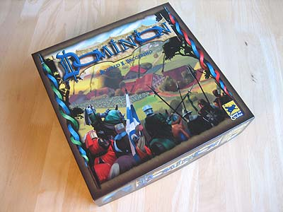 Dominion - Spielbox