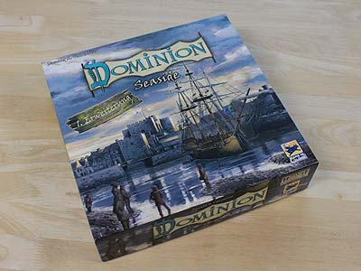 Dominion Seaside - Spielbox