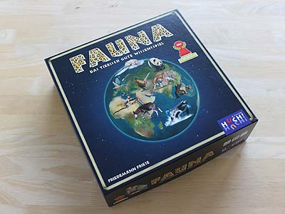 Fauna - Spielbox