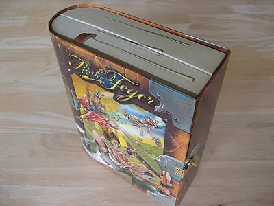 Flinke Feger - Spielbox