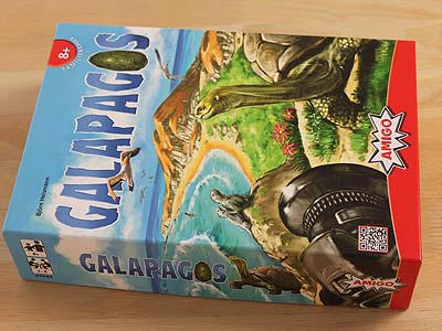 Galapagos - Spielbox